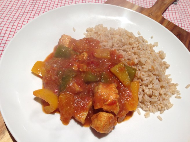Healthy bhuna recipe
