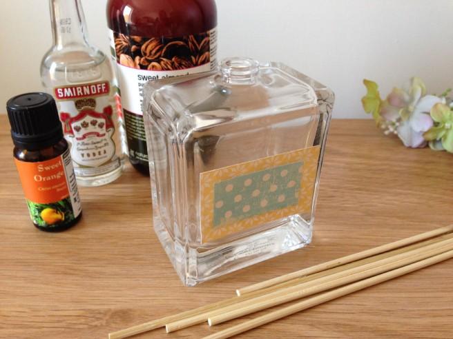 DIY diffuser oil