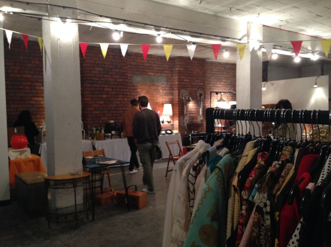 vintage fashion fair