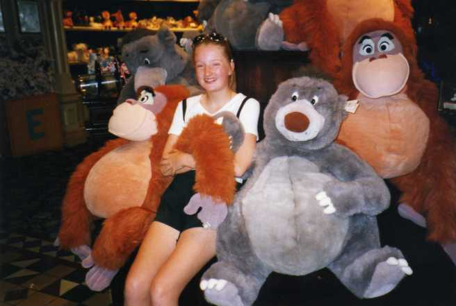 disney teddies