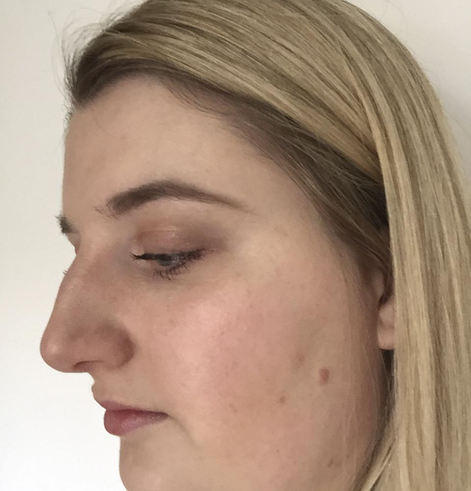 Step 2 blonde brows