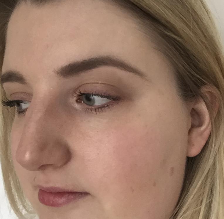 Step 3 blonde brows
