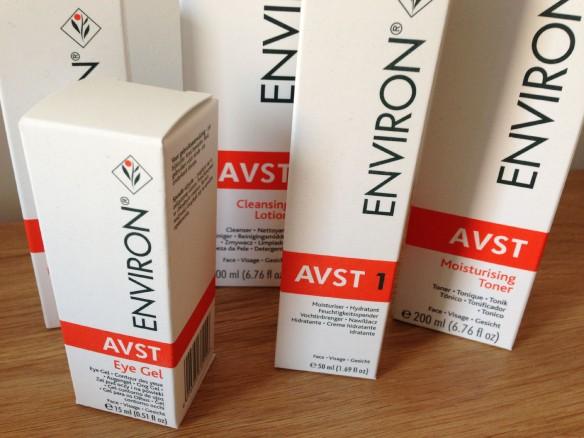 Environ AVST skincare