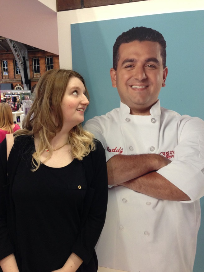 Cake boss Buddy