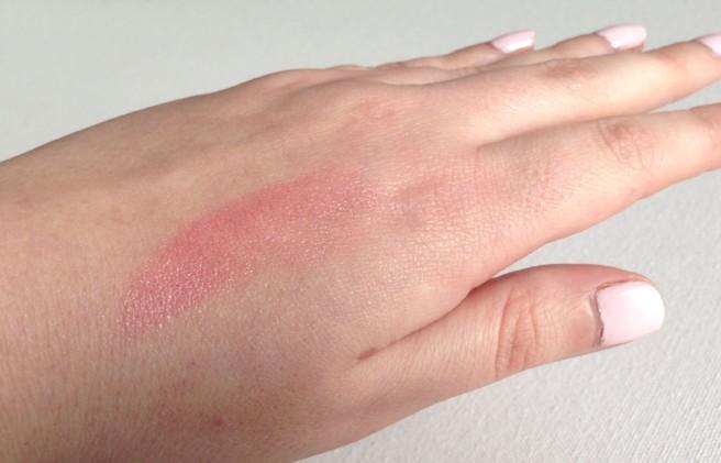 pink cheek tint