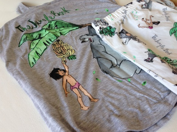 Jungle Book pyjamas