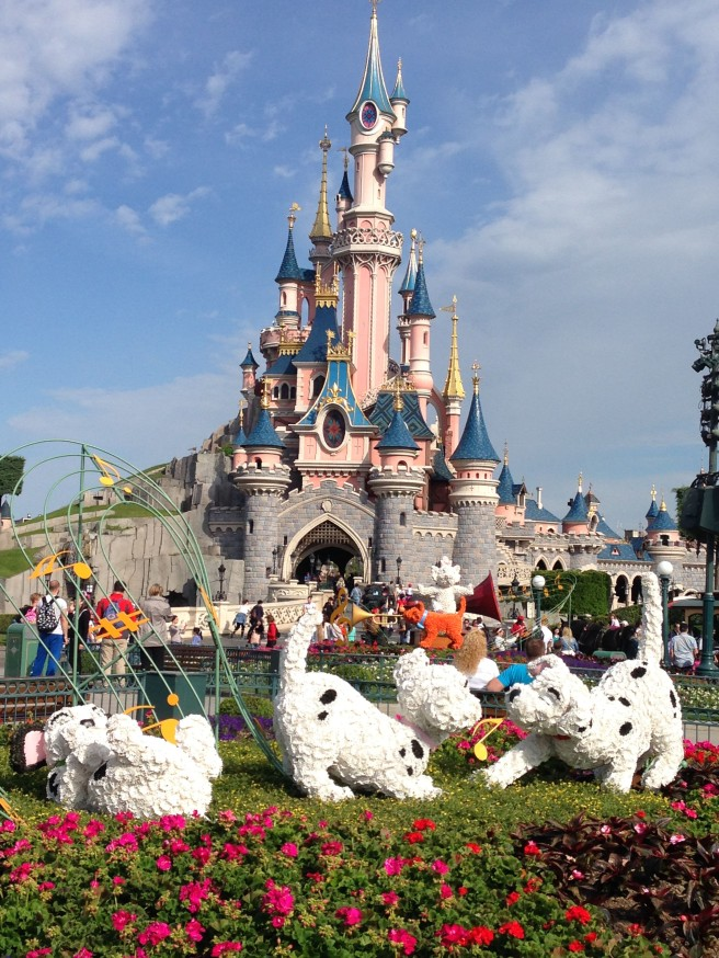 spring in bloom dlp