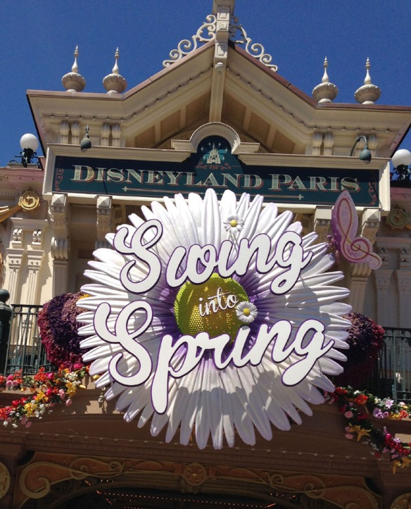 disney swing into spring