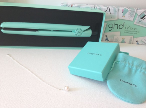 ghds and tiffany necklace