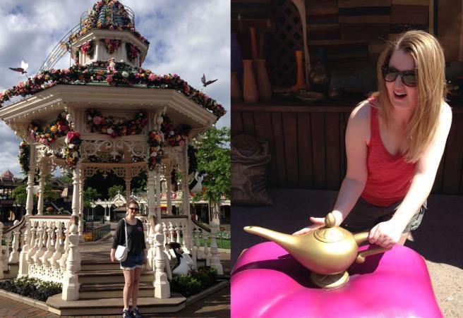 Disneyland Paris holiday snaps 2