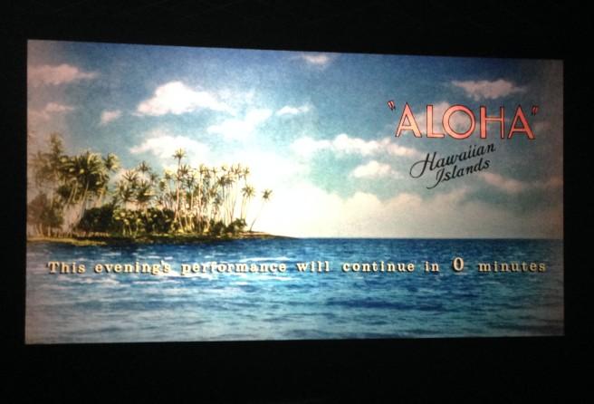 musicals at cinema