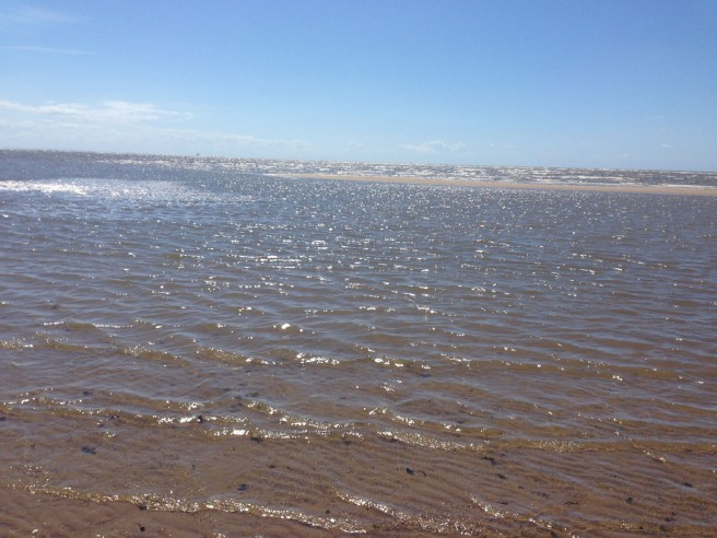 Beach at St Annes