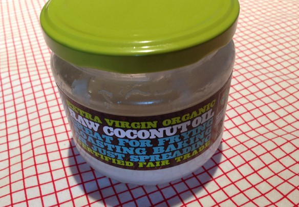 lucy bees coconut oil