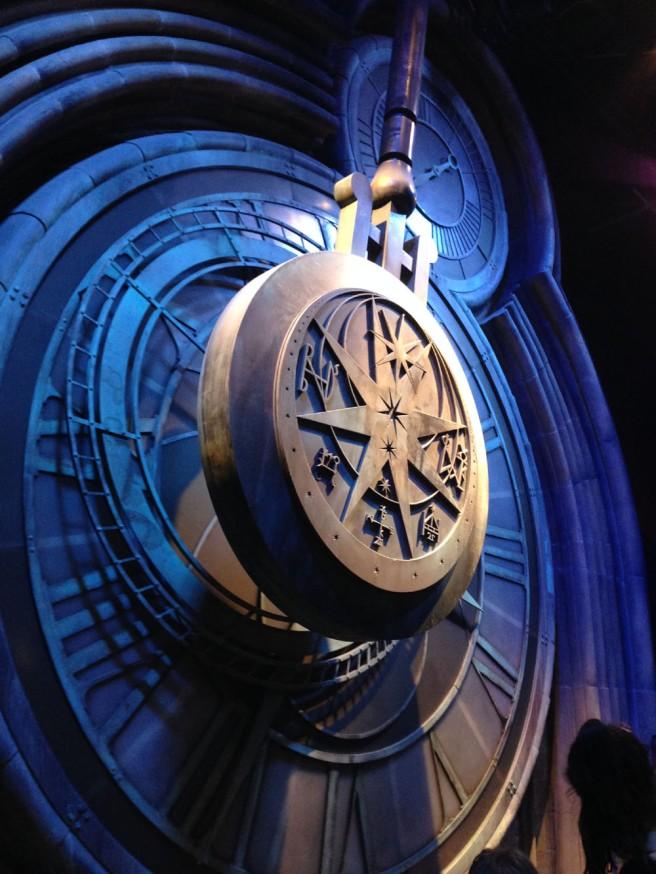 Hogwarts pendulum