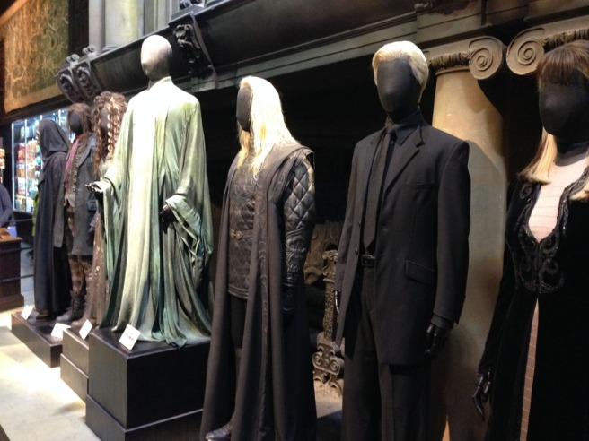 Death Eater costumes