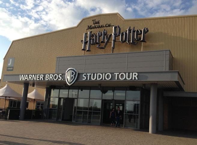 harry potter tour watford