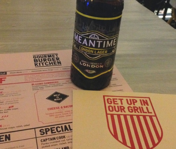 Meantime beer