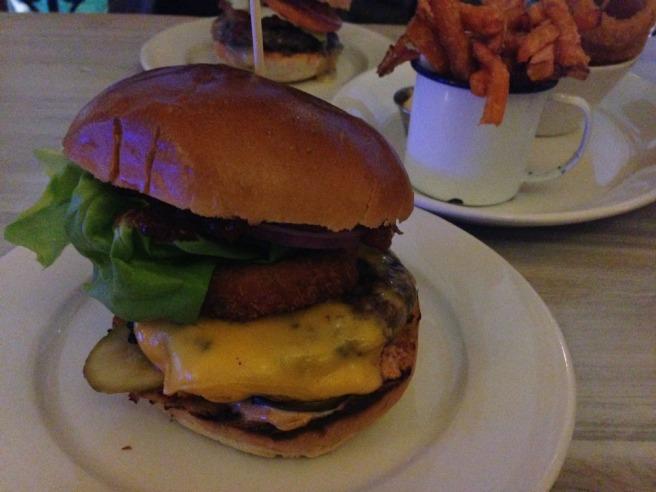 GBK Taxidriver burger