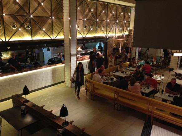 Trafford Centre Gourmet Burger Kitchen