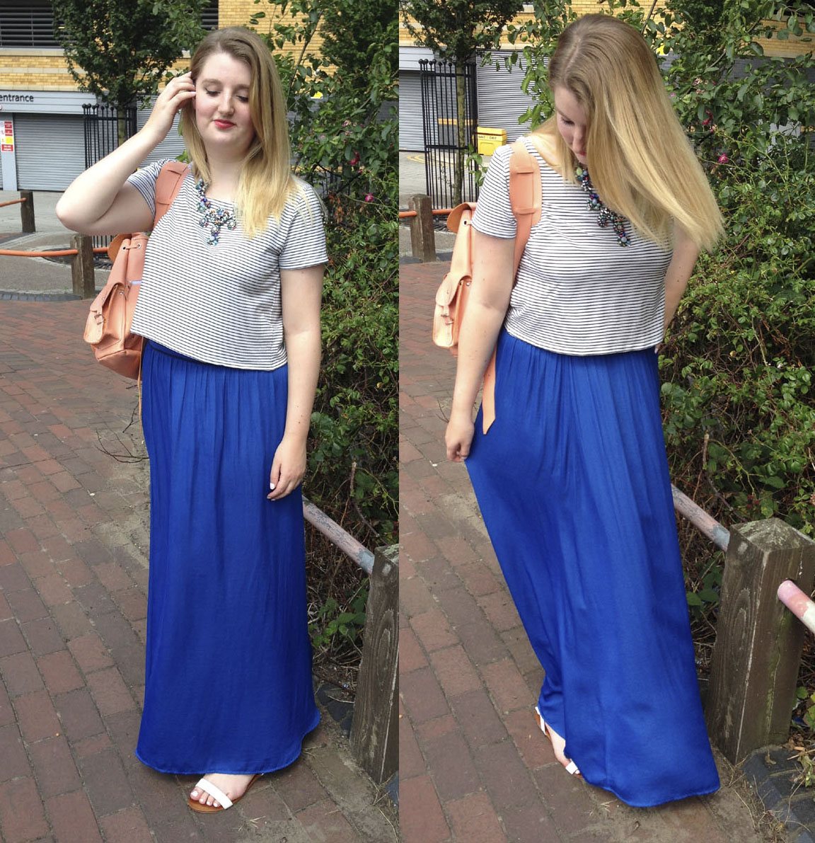 maxi skirt outfit – English Rose from Manchester's Blog