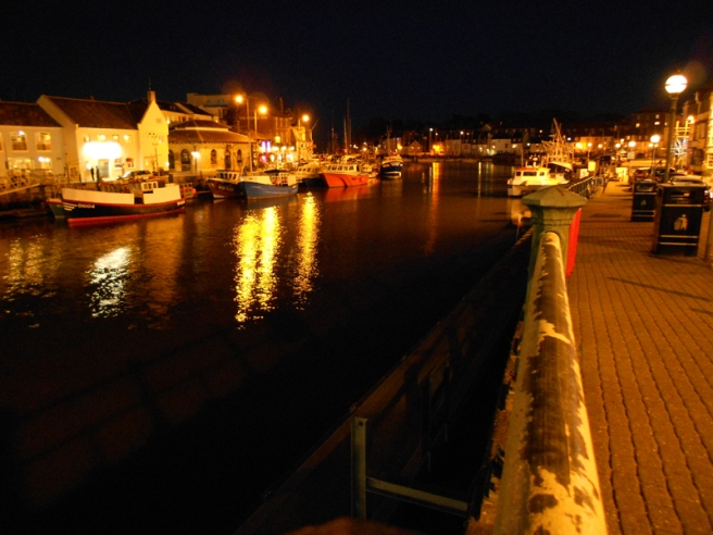 harbour at weymouth