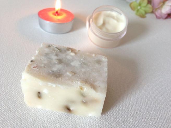 lavendar cashmere soap