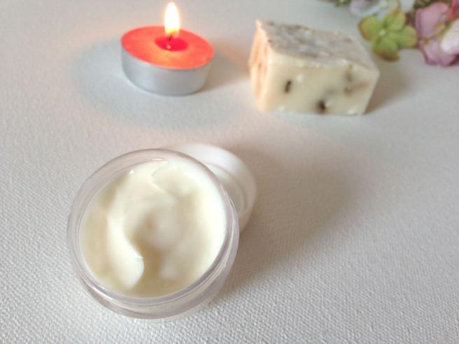 merino caress body cream
