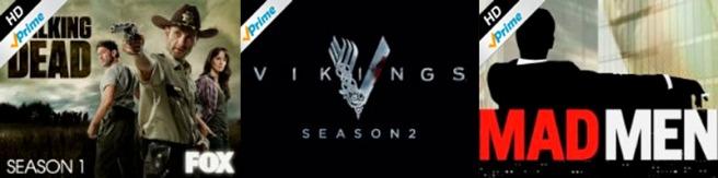 amazon instant film tv series