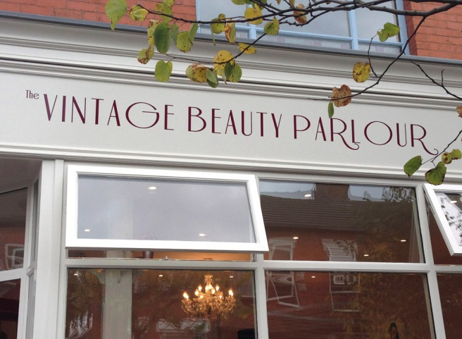 the vintage beauty parlour chorlton