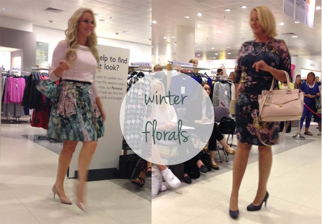 winter floral trend