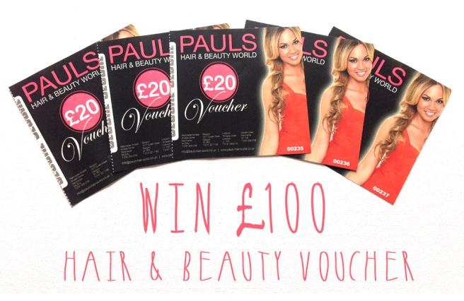 £100 competition