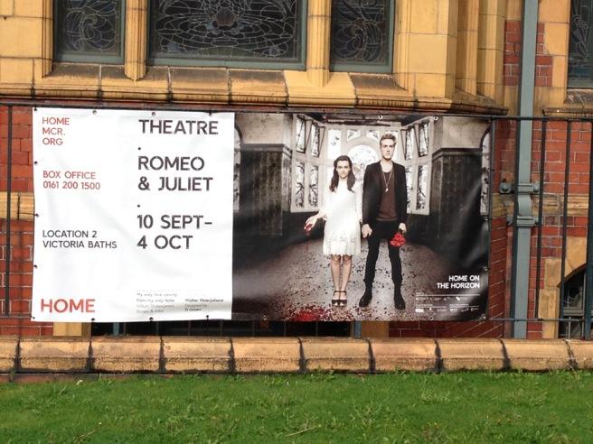 Victoria Baths Romeo & Juliet