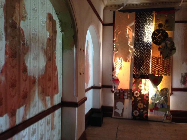 Victoria baths art installation