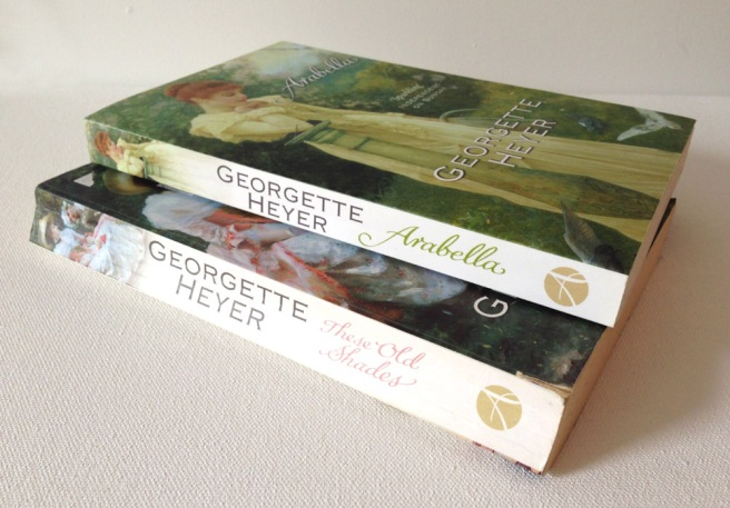 georgette heyer books