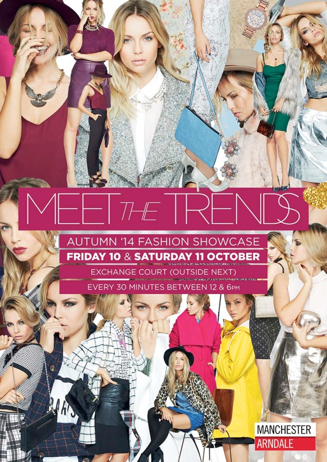 Meet the Trends Manchester Arndale