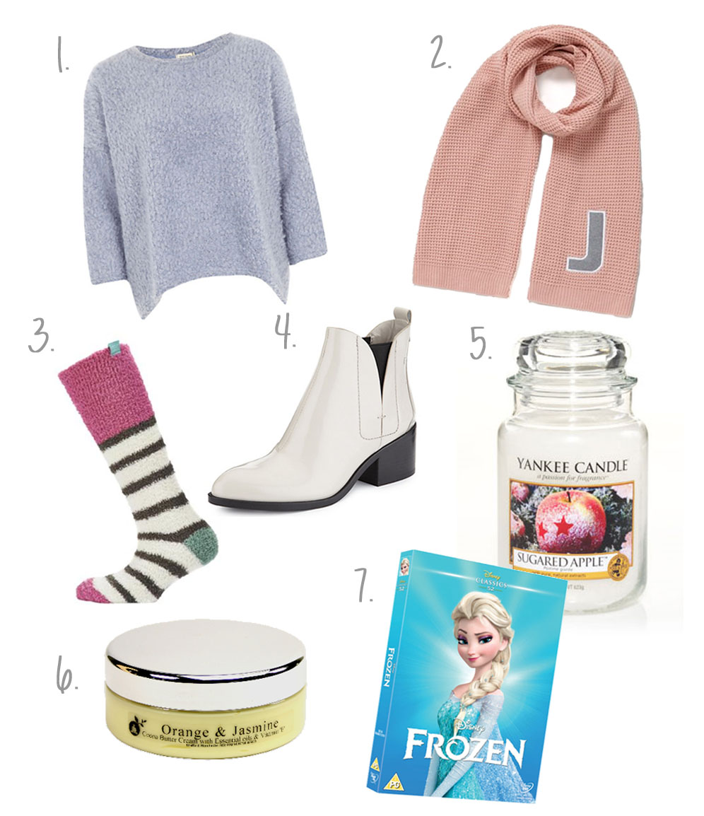 essentials for november