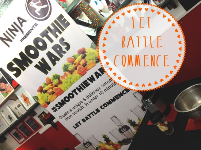 nutri ninja smoothie wars