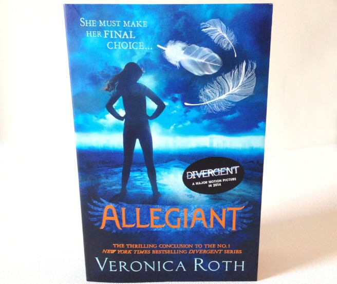 Allegiant book review