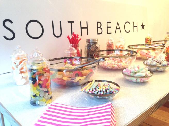 south beach swimwear event