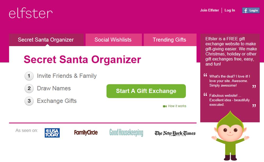 secret santa generator no email
