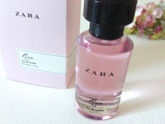 Cruelty free perfume from Zara