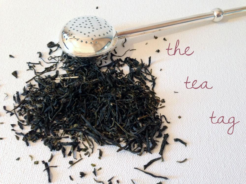 the tea tag