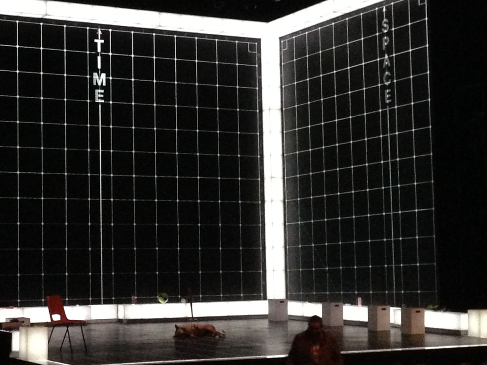 Curious incident stage