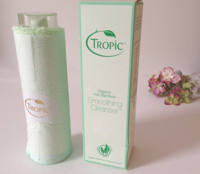 Tropic skincare smoothing cleanser