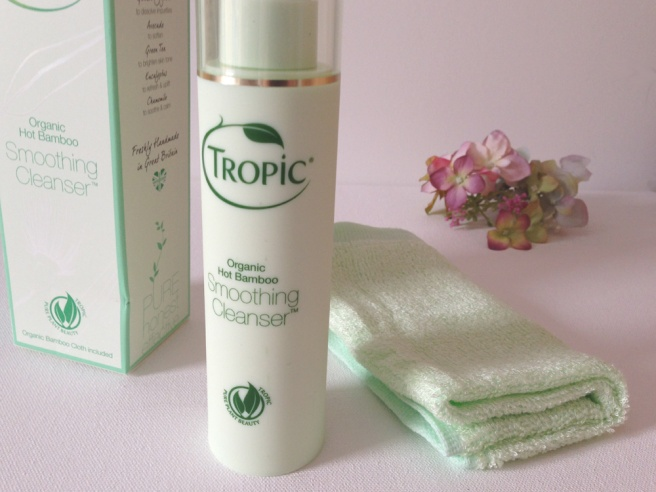 Tropic skincare hot cloth cleanser