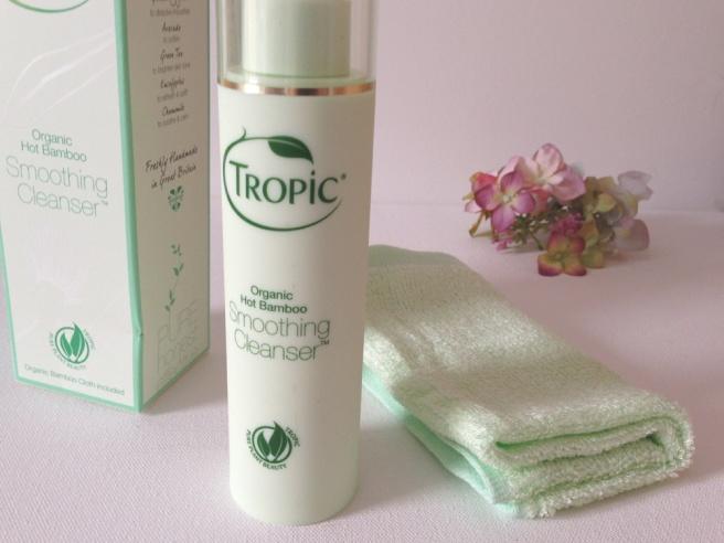 Tropic skincare hot cloth cleanser