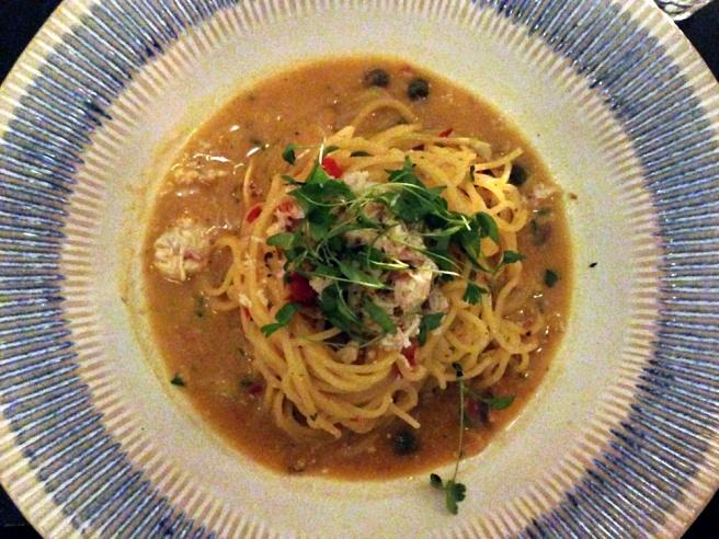 Crab Spaghettini - Jamie's Italian
