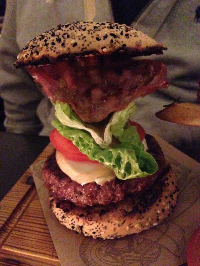 Burger Jamie's Italian