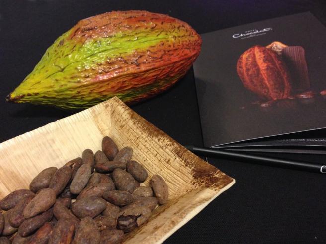 Hotel Chocolat workshop