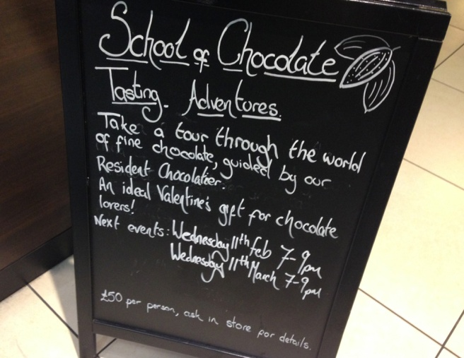 Hotel Chocolat School of Chocolate